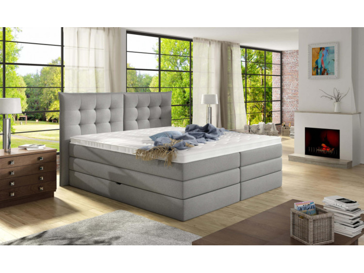 Postel Boxspring Fendy (140)