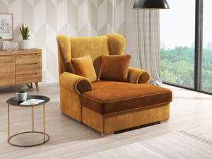 Křeslo Gusto Lounge chair