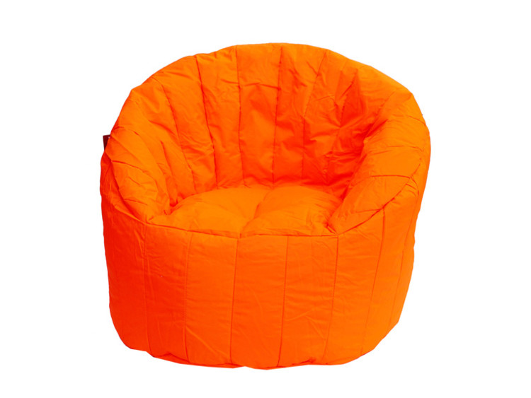Sedací vak Chair fluo orange